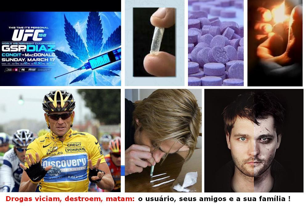 Drogas no esporte